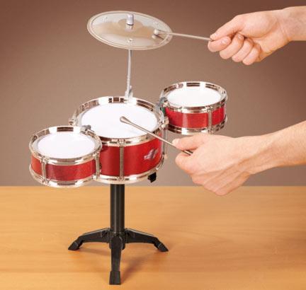 excellent table top drum set contemporary best image engine rh tagranks com mini desk drum set Mini Drum Set
