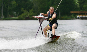 You're not into extreme ironing? That's cool.