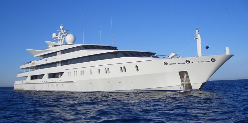 Indian Empress- Photo credit Oceanco