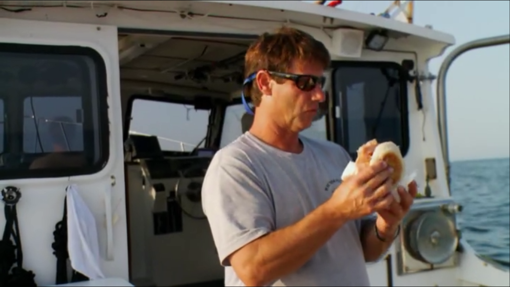 hooray for boat sandwiches!