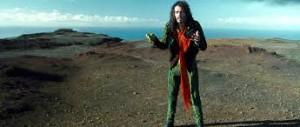 Or Russell Brand's costume as Trincolo from the Tempest. Your call.